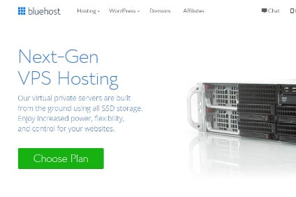 bluehost-vps