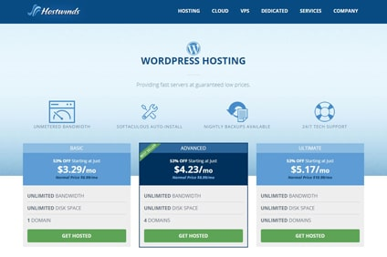 hostwinds-wordpress