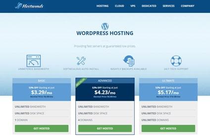 hostwinds-wordpress