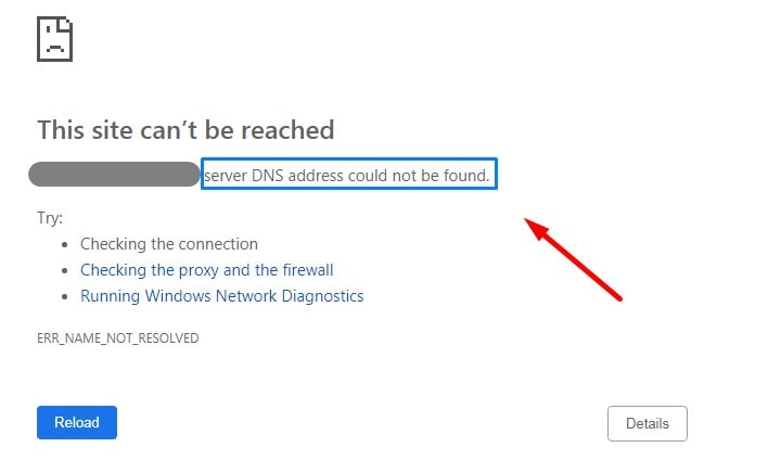 Server-DNS-Address-Could-Not-Be-Found