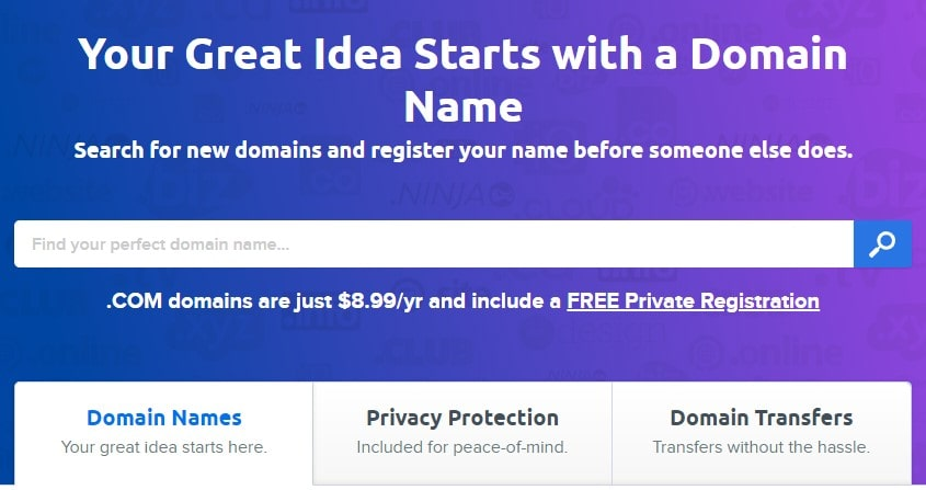 dreamhost-domain-names