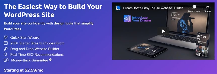 dreamhost-website-builder
